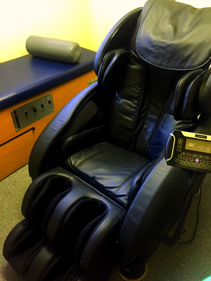The Man-eating Massage Chair