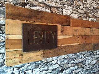 Levity sign