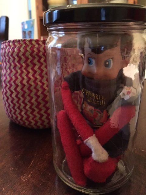 Elf in a Jar